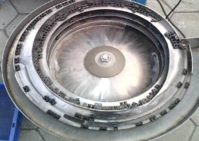 Mechanical Feeder Bowl