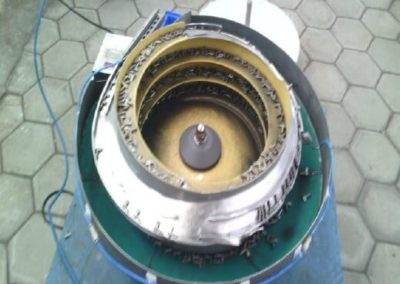 Vibratory SFC 40 Parts Feeder Bowl