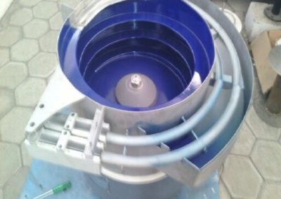 Vibratory SFC 500 Cylindrical Feeder Bowl